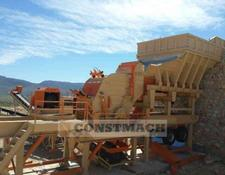 Constmach PRIMARY IMPACT CRUSHER 190 TPH CAPACITY  FOR SALE