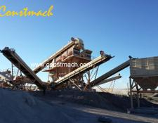 Constmach CRUSHING & SCREENING PLANT 200TPH CAPACITY