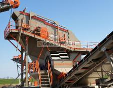 Constmach COMPLETE SCREENING & WASHING PLANT FOR SALE