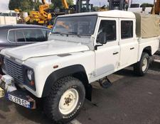 Land Rover Defender 130  Simple Cab S
