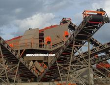 Constmach VIBRATING SCREEN WITH 4 DECKS
