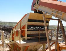 Constmach VIBRATING SCREENS  OPTIMAL SOLUTIONS FOR YOUR BUSINESS