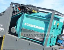 Constmach TWINSHAFT MIXERS  FOR CONCRETE PRODUCTION CALL NOW!