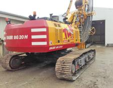 Bauer BG 20 H Rotary Drilling Rig